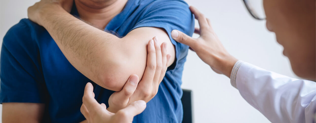 Elbow, Wrist and Hand Pain Relief Holland, MI