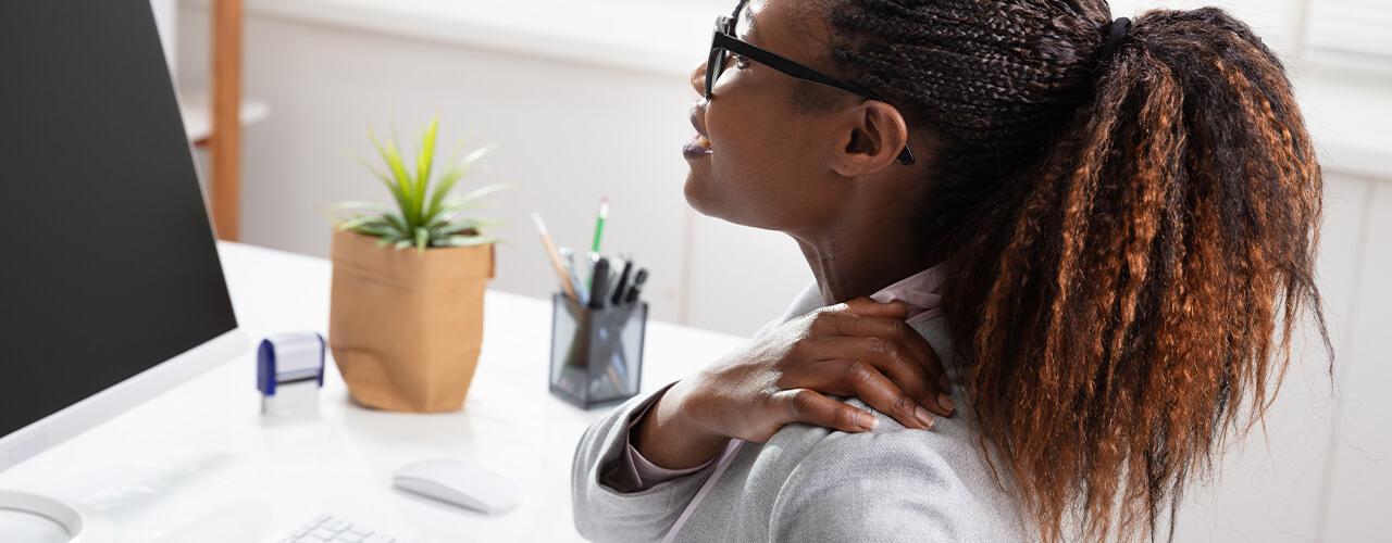 Shoulder Pain Relief Holland, MI