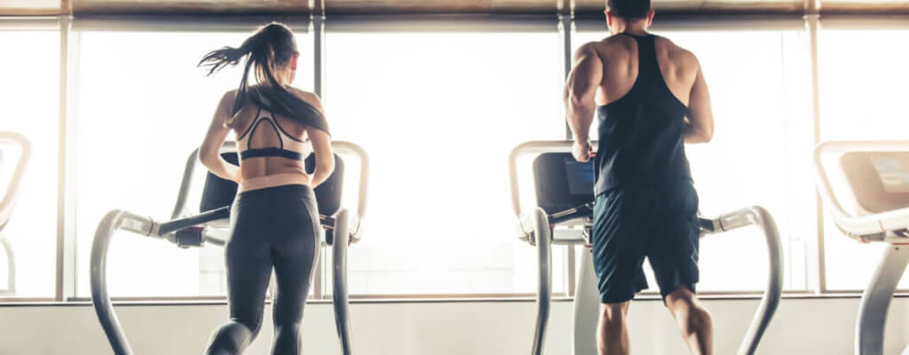 Losing Weight Through Interval Training | Full Potential PT