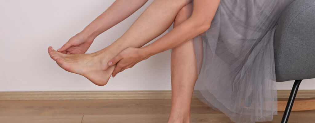 Physical Therapy Can Help With Flat Feet! - Full Potential PT